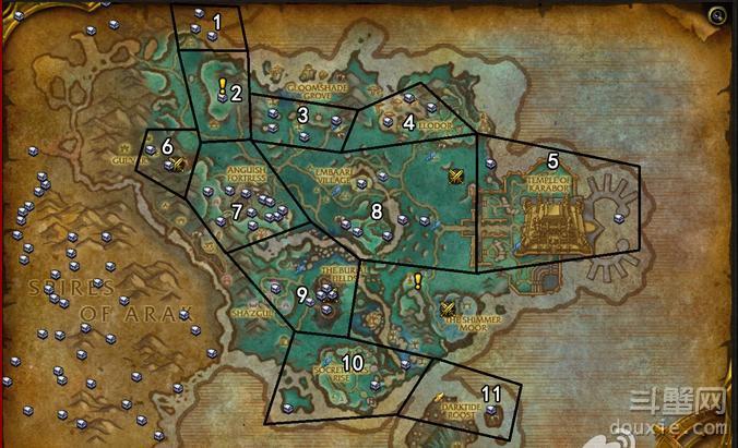魔兽世界6.0乌兹克的小玩意儿位置在哪 乌兹克的小玩意儿位置详情