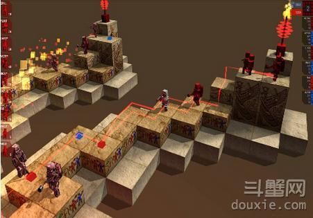 立方塔防2游戏特色有哪些 游戏特色一览