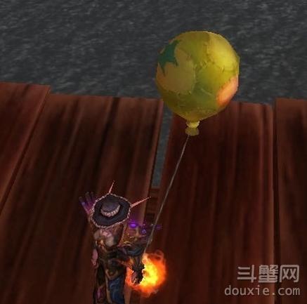 魔兽世界6.0轻飘飘的黄色气球在哪买 轻飘飘的黄色气球购买位置详解