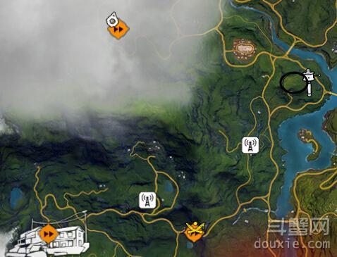 孤岛惊魂4马来貘在哪 马来貘位置攻略