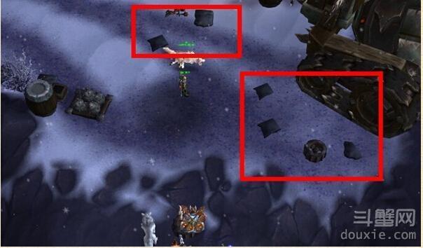 魔兽世界6.0霜火岭攻城火炮零件在那 攻城火炮零件位置详解