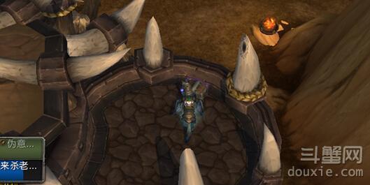 魔兽世界6.0纳格兰火刃宝箱怎么拿 火刃宝箱拿法图解
