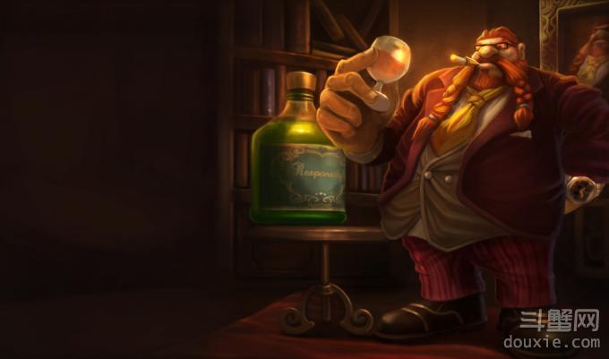 lol酒桶古拉加斯 天赋技能加点出装攻略