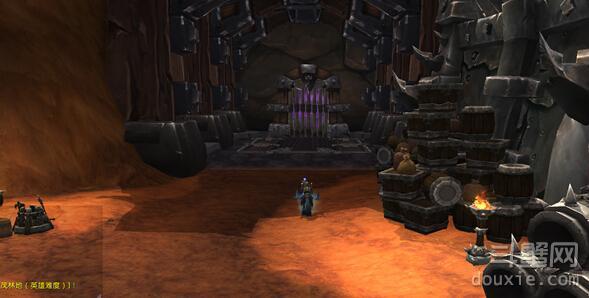 魔兽世界6.0恐轨车站从哪进 恐轨车站入口位置一览