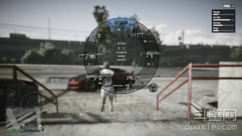 《侠盗飞车6狂野之城》最好用的8种常用武器装备