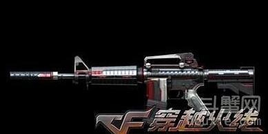 CF2.0SS武器M4A1-SS M4A1-SS武器属性分析