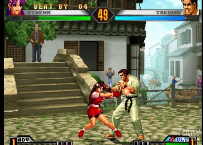 拳皇98终极之战最终版BILLY出招表一览