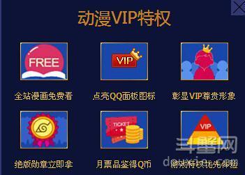 QQ飞车动漫VIP特权有哪些 七周年开通动漫VIP特权开通