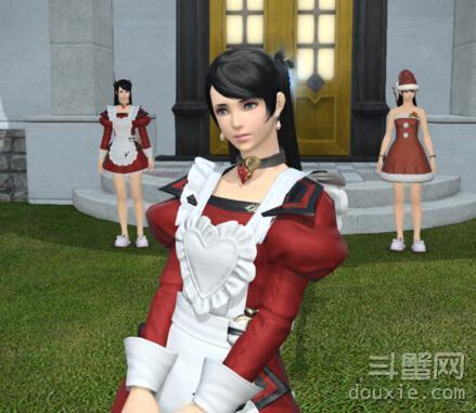 最终幻想14女仆装幻搭配方法 FF14女仆装幻化方案推荐