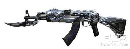 CF穿越火线新武器AK47-无影怎么样 AK47-无影属性解析