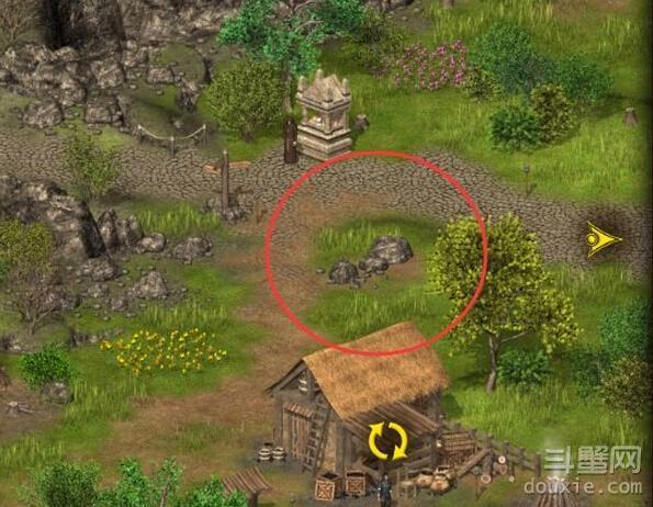 王国英雄2铁匠的两个工具在哪 铁匠的两个工具位置一览