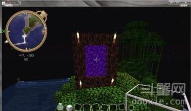 我的世界地狱门怎么制作 地狱门制作流程图解