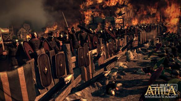 阿提拉全面战争斧头、木锤等单位隐藏属性介绍
