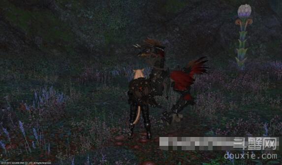 FF14红色陆行鸟好看吗 红色陆行鸟染色外观展示