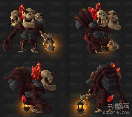 魔兽世界6.1墓穴魔像怎么得 墓穴魔像获取方法攻略