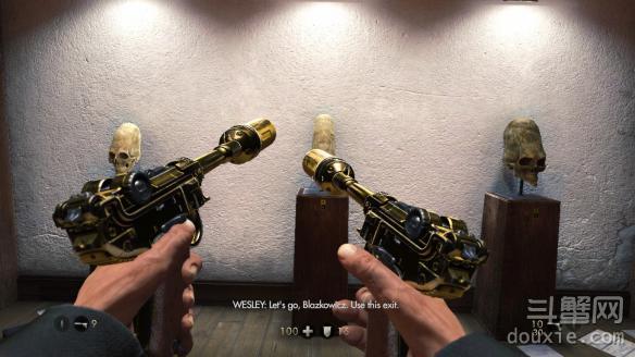 德军总部旧血脉黄金枪怎么解锁 为什么收集了63块金块仍然不能解锁