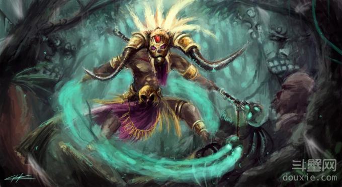 暗黑破坏神3巫医主流流派玩法攻略 巫医辅助流详解