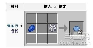我的世界淡蓝色染料怎么做 淡蓝色染料合成方法