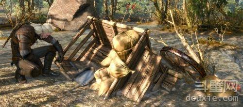 巫师3衰败宝箱在哪里 衰败宝箱地图位置