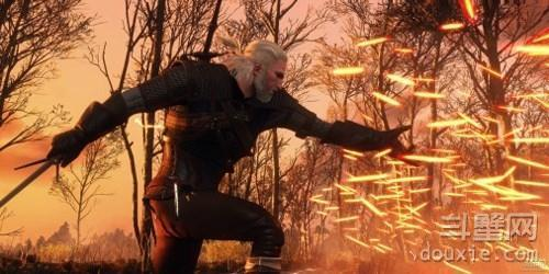 巫师3火元素怎么打 火元素打法技巧详解