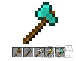 我的世界斧头作用详解 斧头制作方法攻略