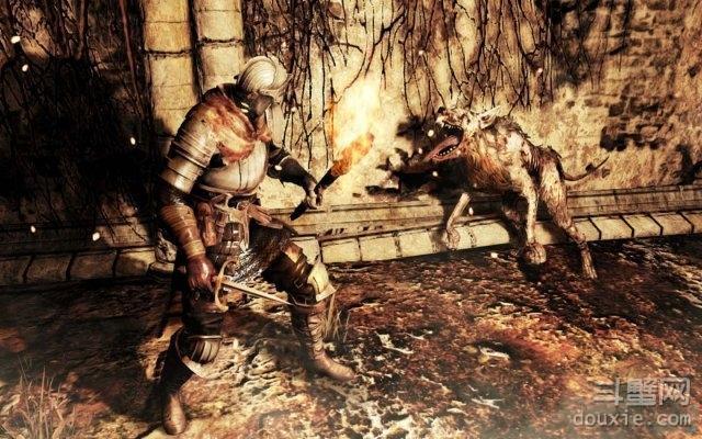 黑暗之魂2原罪学者石像龟怎么打 石像龟打法技巧详解
