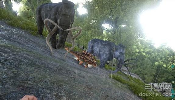 方舟生存进化怎么快速打猎