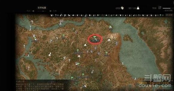 巫师3狂猎无限刷新巨食尸鬼的位置在哪