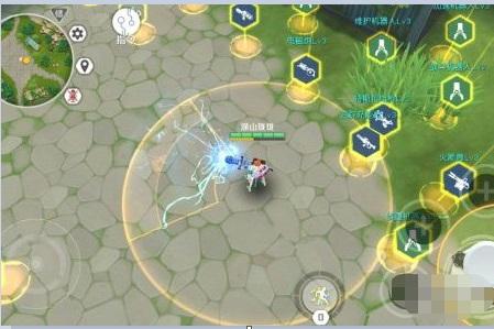 孤岛先锋武器复合弓与喷气装置搭配攻略