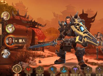 万王之王3d战士怎么样厉害吗 技能全方位解析介绍