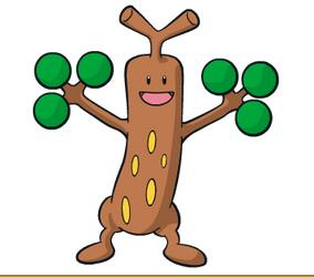 口袋妖怪胡说树坐标位置分享 胡说树在哪抓