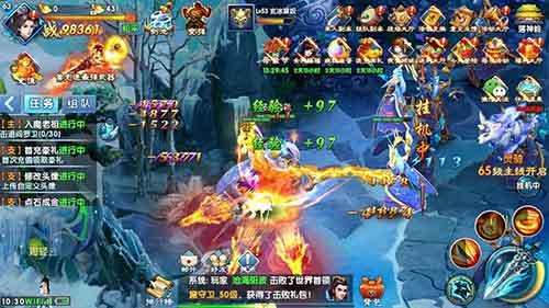 紫青双剑世界首领玩法攻略分享