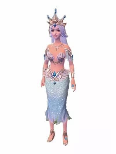 创造与魔法美人鱼服装怎么制作 美人鱼\气泡在什么地方