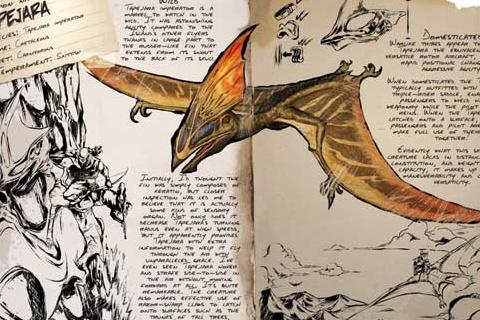 方舟生存进化古神翼龙驯服食物介绍_方舟生存进化古神翼龙怎么驯服