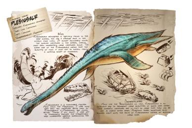 方舟生存进化蛇颈龙在哪 蛇颈龙怎么驯服_方舟生存进化蛇颈龙怎么驯服