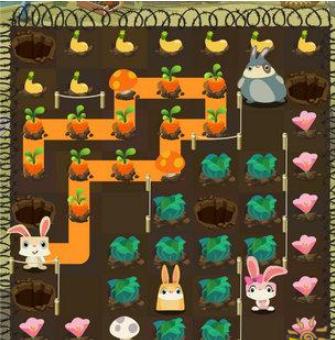 兔子复仇记第五章第17关攻略