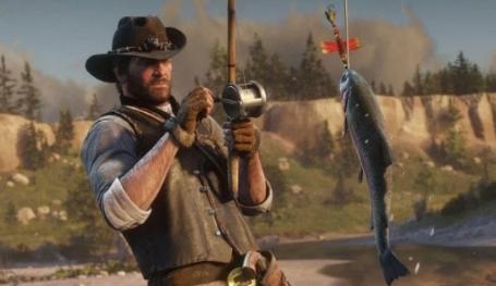 荒野大镖客2传说鱼类怎么钓 传说鱼类钓鱼方法详解