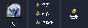 LOL云顶之弈9.22火影劫阵容玩法介绍