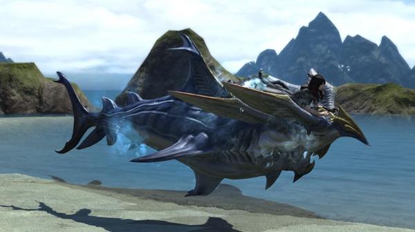 最终幻想14海钓攻略 5.2版本出海垂钓指南