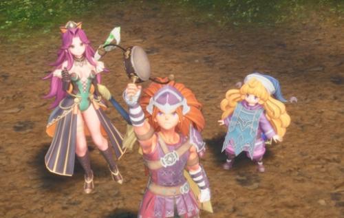圣剑传说3重制版人物选择推荐