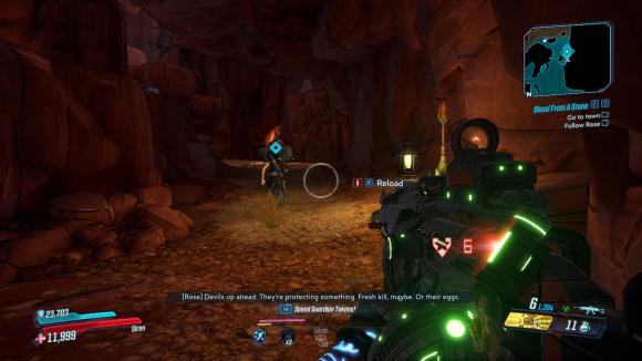 无主之地3DLC3浴血镖客新守护者技能一览