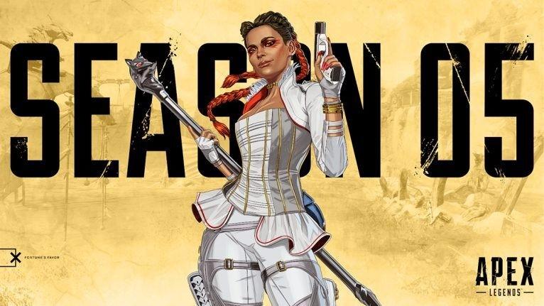 Apex英雄第五赛季枪械强度排名