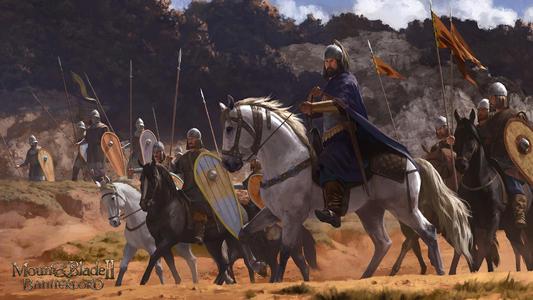 骑马与砍杀2速刷库塞特贵族之子