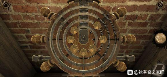 达芬奇之家2阳光折射厂转轮解法攻略