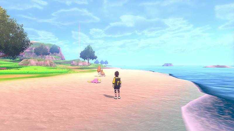 宝可梦剑盾多主机玩家铠之孤岛DLC游玩方法