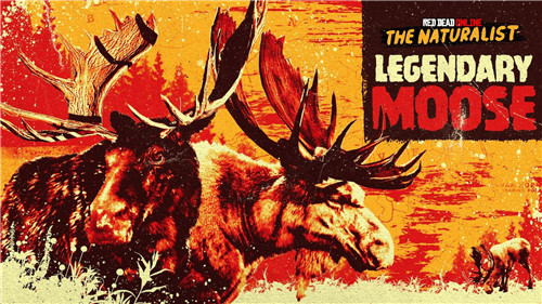 《荒野大镖客2》新活动:猎取传说驼鹿获取丰厚奖励