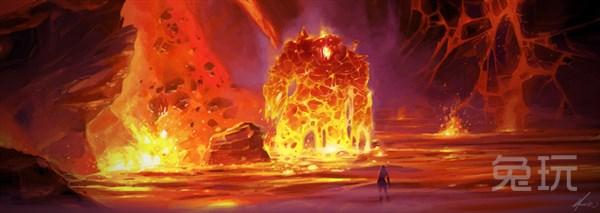 黑石山第二区熔火之心BOSS技能奖励一览