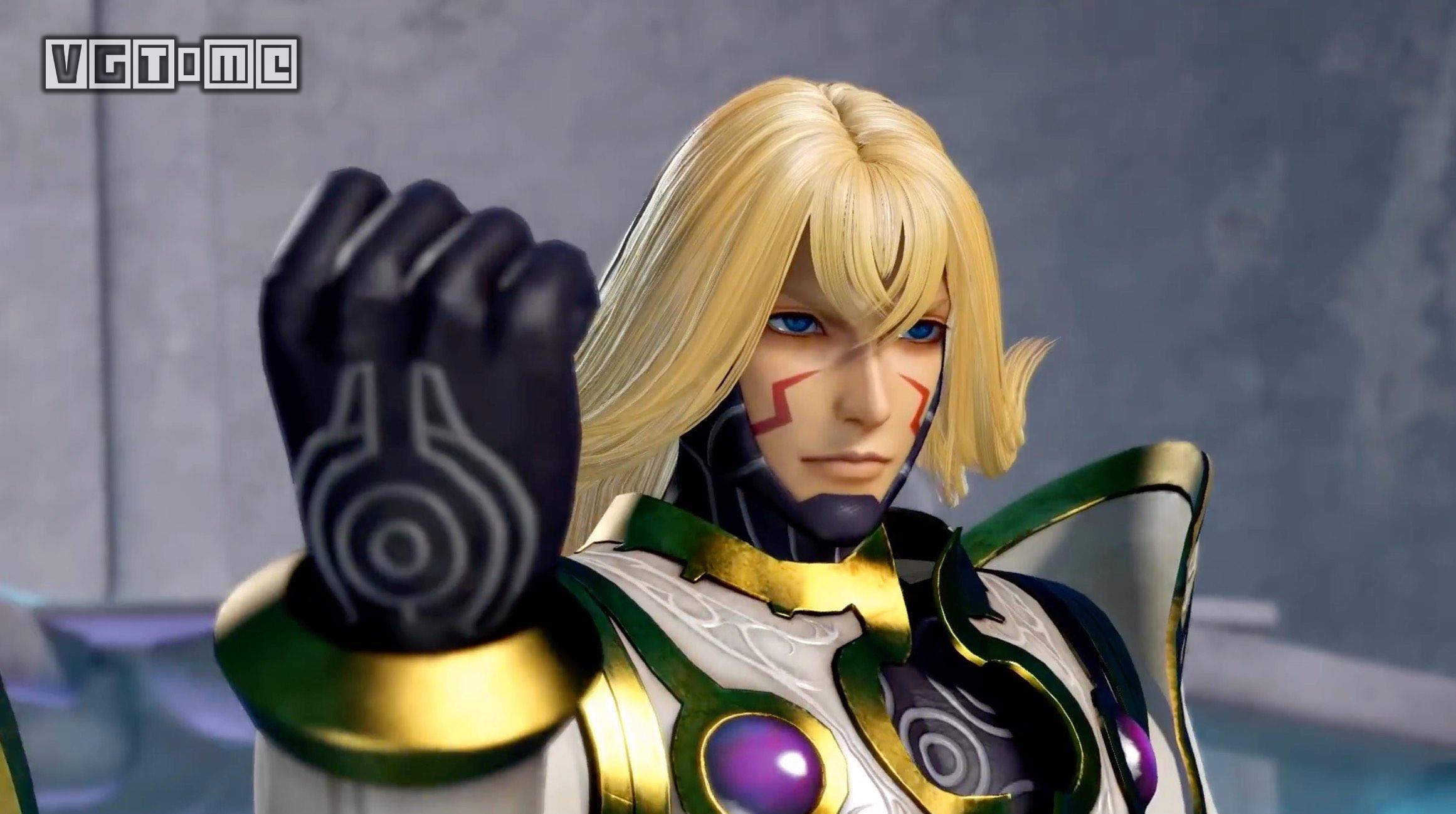 《最终幻想 纷争NT》新角色「暗之王」10月下旬参战-《最终幻想:纷争NT》