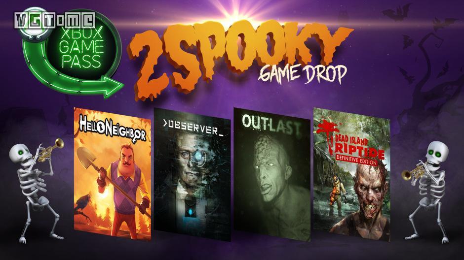喜迎万圣节 Xbox Game Pass追加《逃生》等四款游戏