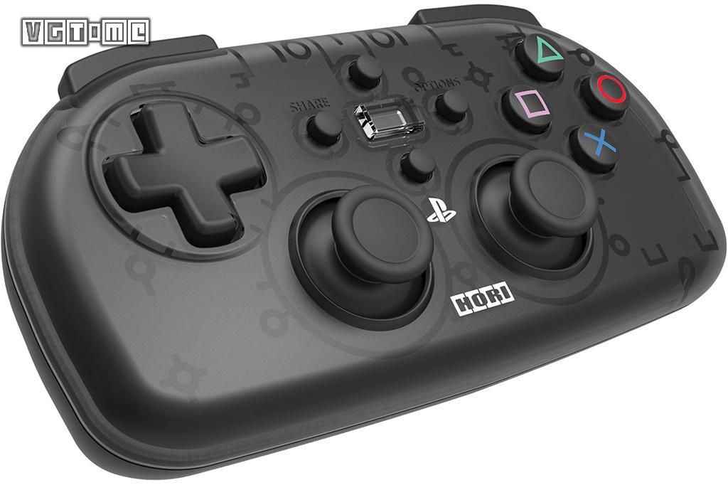 HORI再次推出全新「儿童向」PS4无线手柄